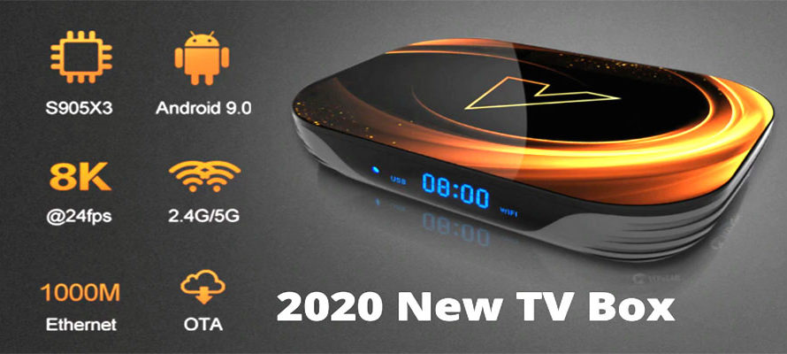 أحسن 6 Android TVBox QuadCore 2020