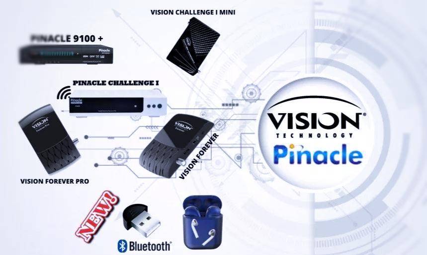 جديد أجهزة VISION PINACLE Forever